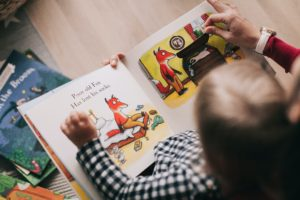 Learning To Read Picture Books